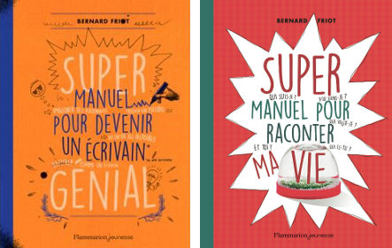 Super manuel, bernard Friot, Littérature jeunesse