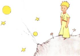 Petit Prince Vignette