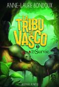 la tribu de vasco (t. 3). la survie