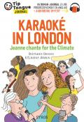 Karaoké in london jeanne chante for the climate-benson-aubrun-livre jeunesse