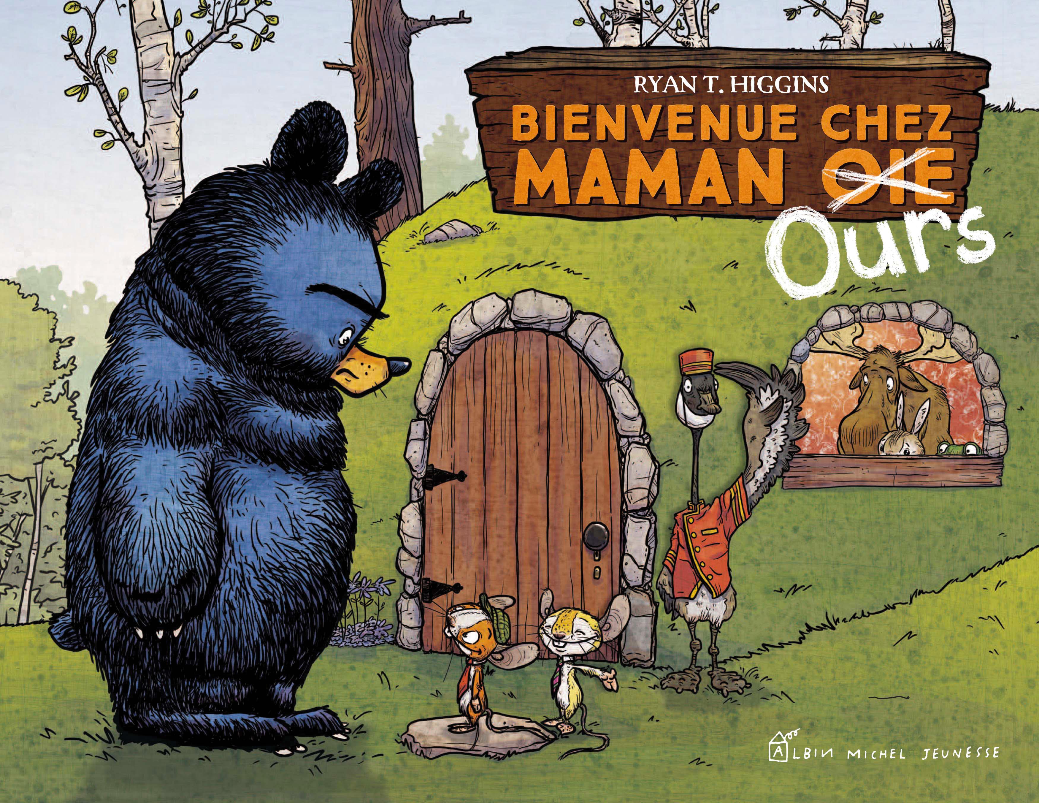 6230bce30d5e0 Bienvenue chez maman ours   Ricochet