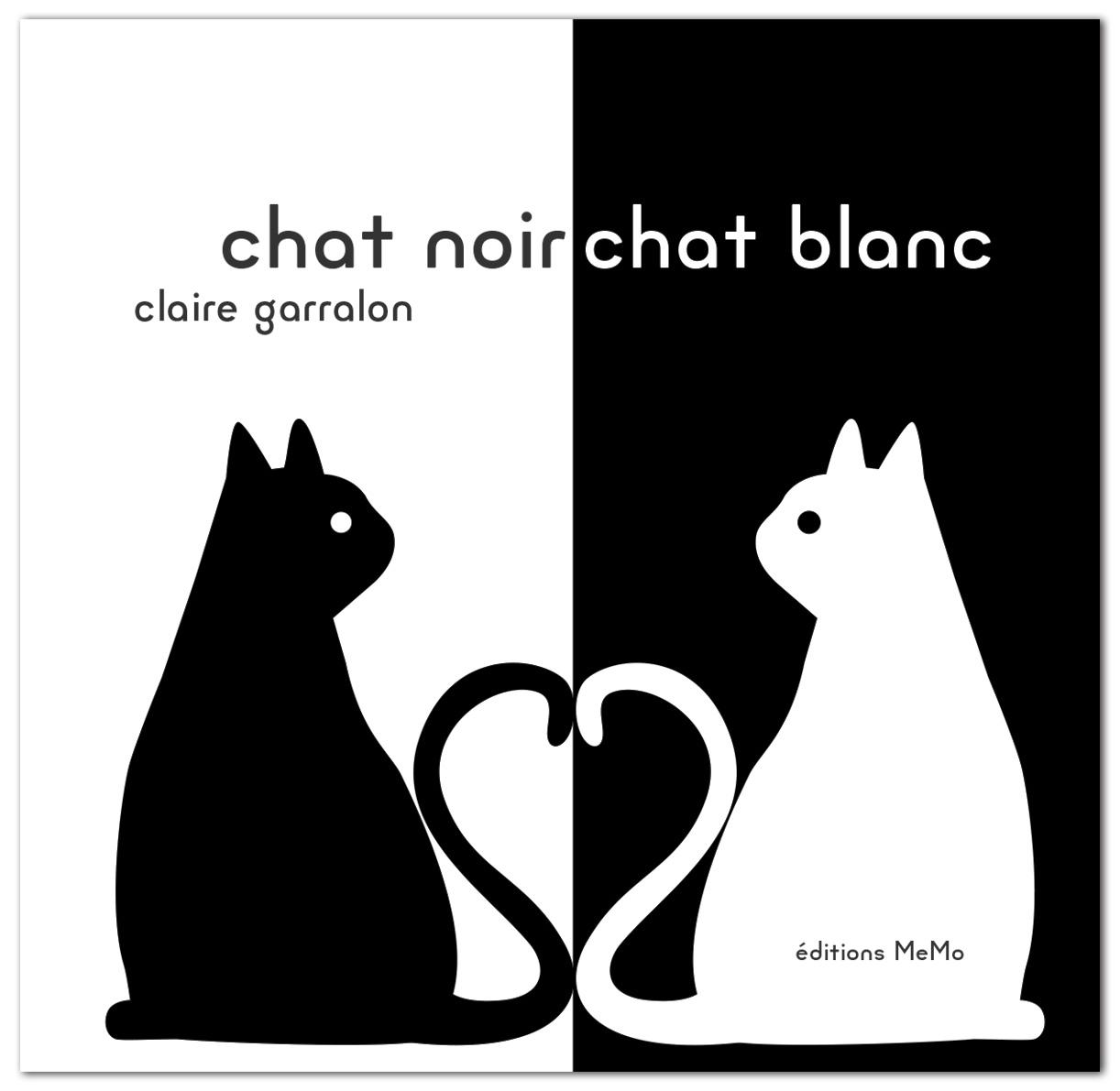 Chat Noir Chat Blanc Ricochet