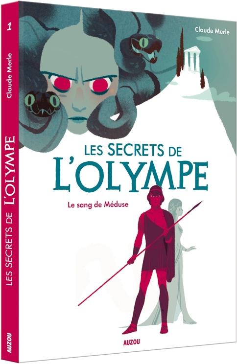 2d424a744945 Les secrets de l Olympe (T. 1). Le sang de Méduse   Ricochet