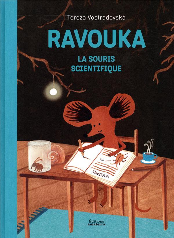 Ravouka La Souris Scientifique Ricochet