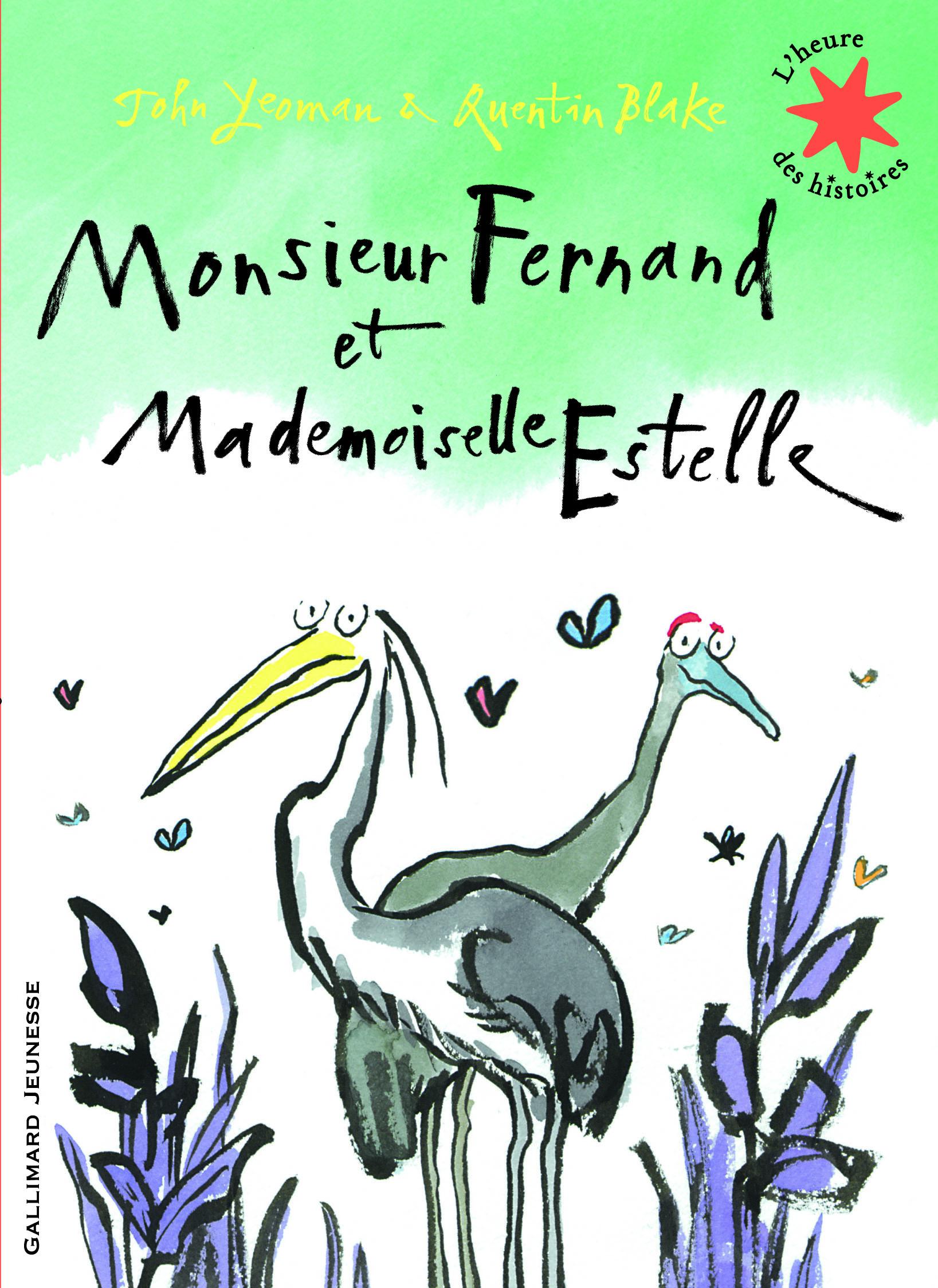 8a6e777636858 Monsieur Fernand et Mademoiselle Estelle