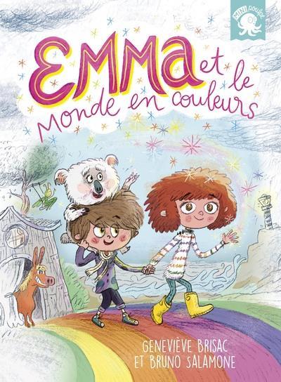 Emma Et Le Monde En Couleurs Ricochet