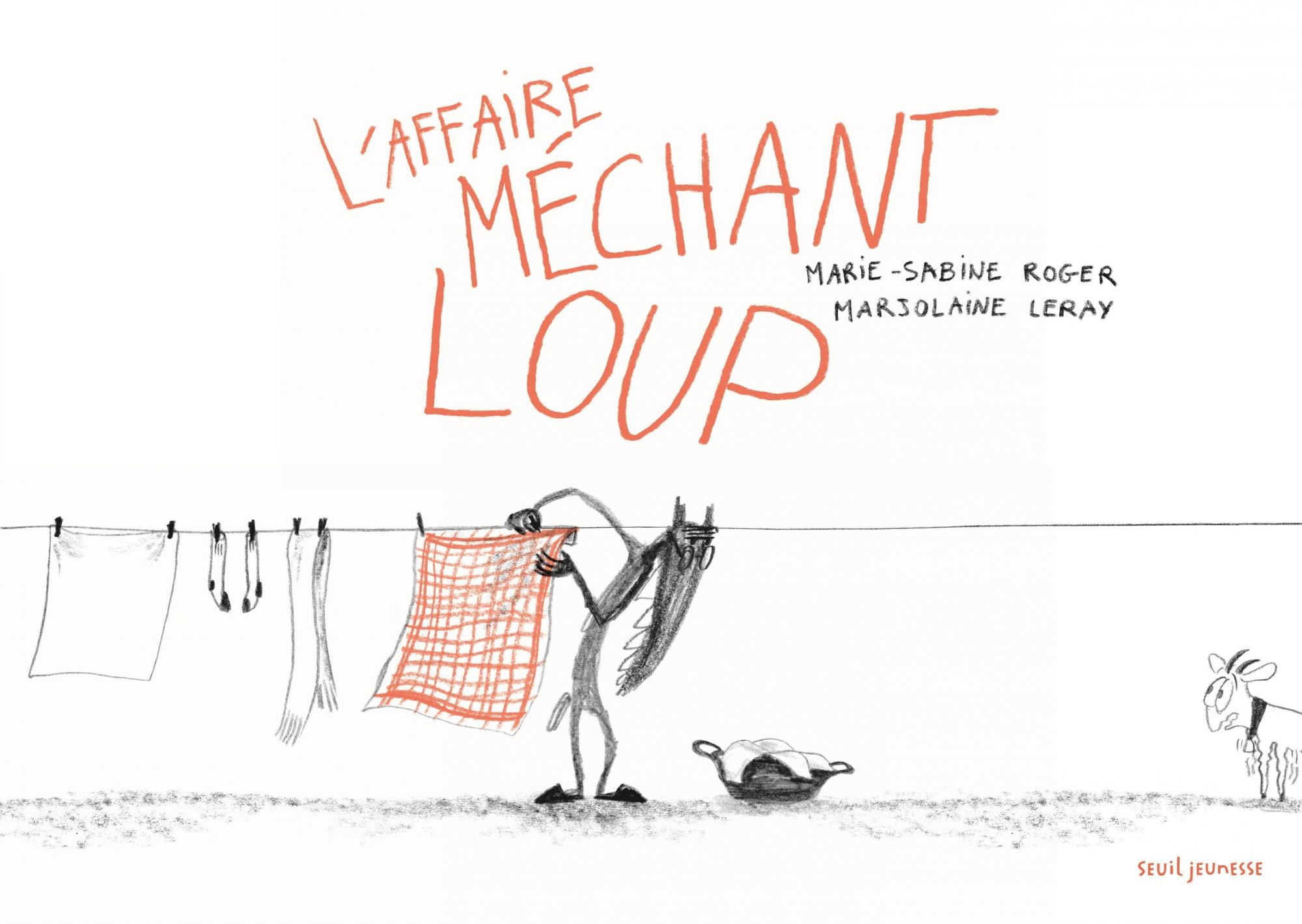 L Affaire Méchant Loup Ricochet