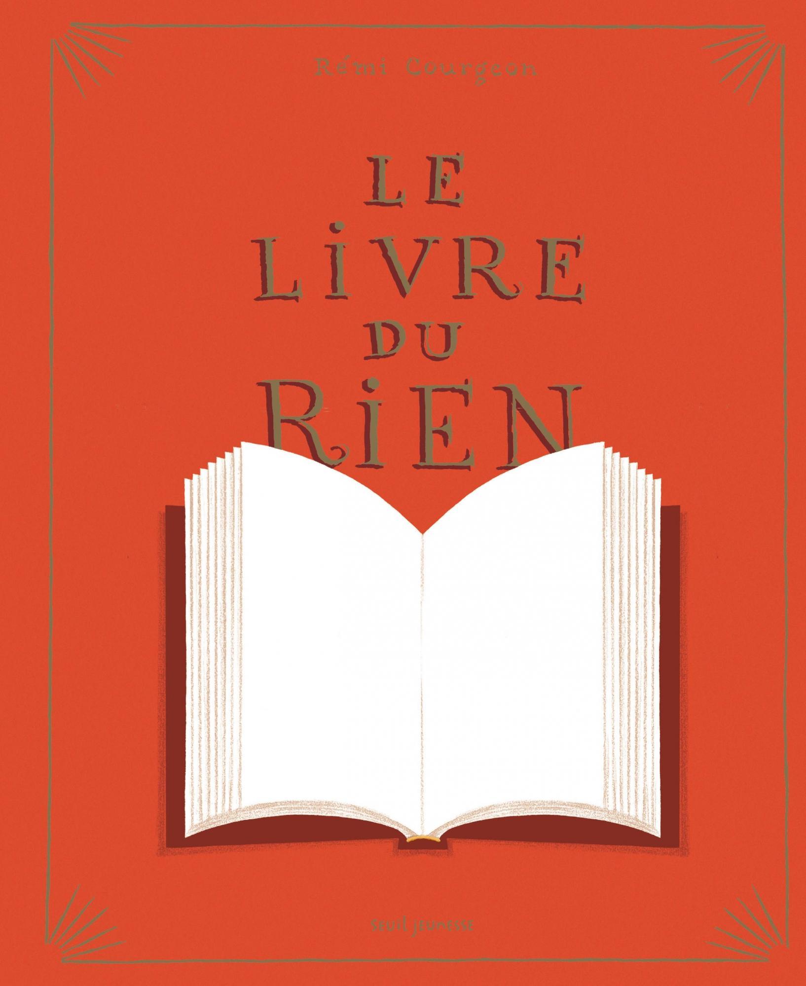 Le Livre Du Rien