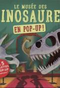 Le musée des dinosaures... en pop up ! - Jenny Jacoby - Mike Love - Beatrice Blue-  Livre jeunesse
