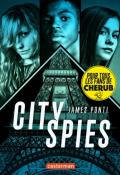 City Spies - James Ponti - Livre jeunesse